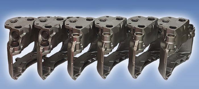 Po piaskowaniu każdy korpus podlega ścisłej kontroli pod względem pęknięć jak i zużycia. Jakość procesu regeneracji jest najważniejszym elementem, który zapewnia bezpieczną eksploatację pojazdów.